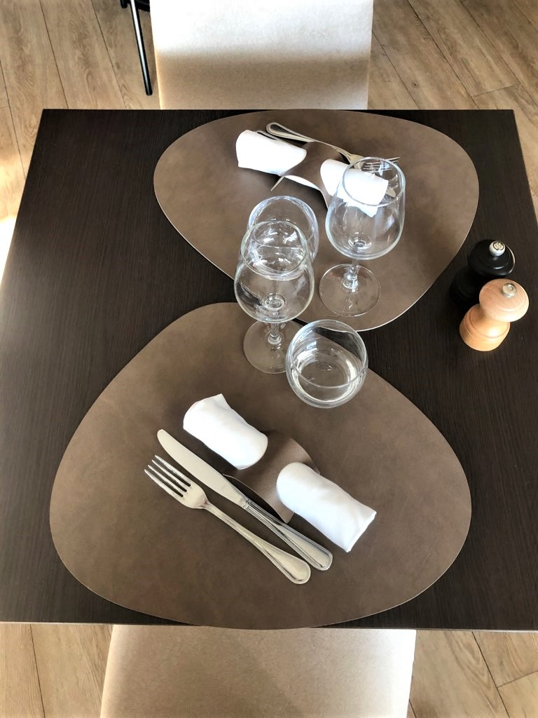 restaurant vannes centre dressage set de table