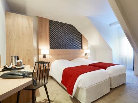 Hotel kyriad vannes centre for Prix chambre kyriad